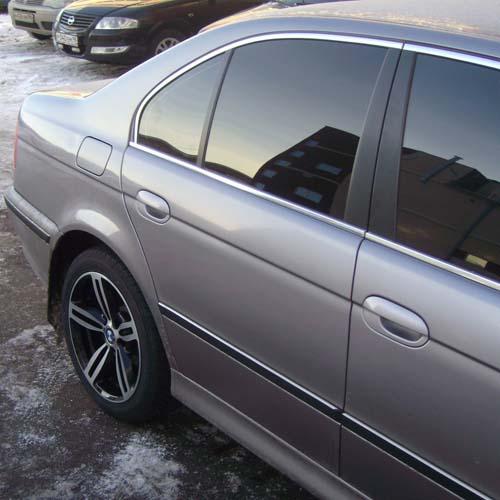 BMW E39 528 на дисках Replica B58