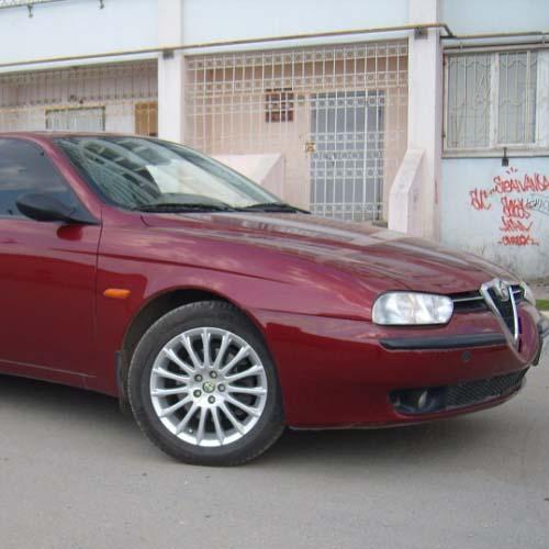 ALFA ROMEO 156 на дисках Replica Alfa Romeo W232