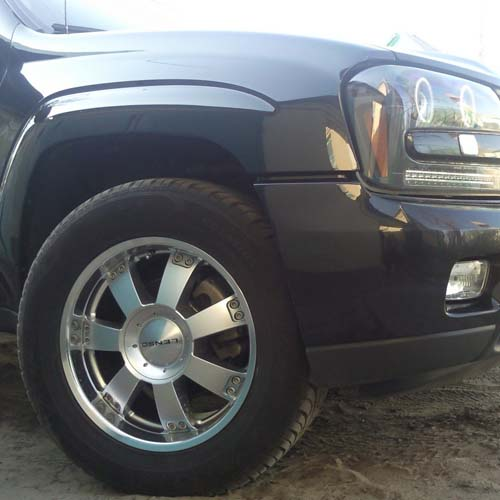 ChevroleT TrailBlazer на дисках Lenso Titan