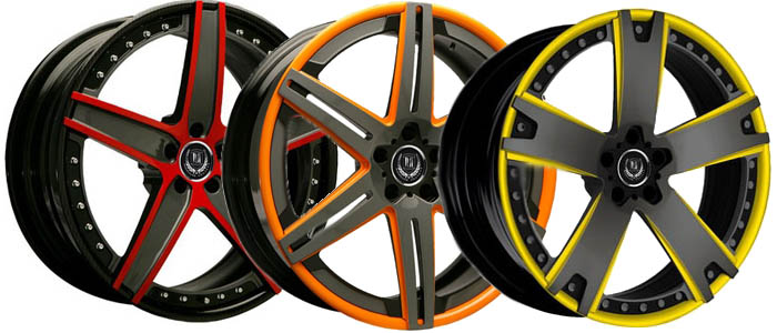 Кованые колесные диски Modular Siciety