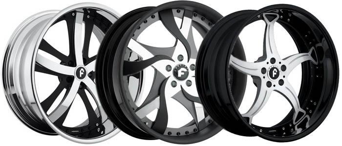 Кованые колесные диски Forgiato