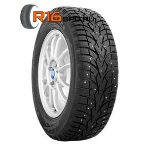 Зимние шипованные шины Toyo Observe G3-Ice для условий русской зимы
