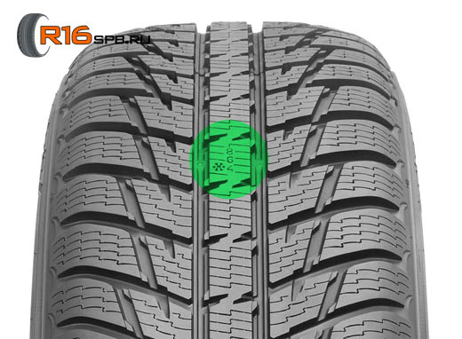 WR SUV 3: Индикатор степени износа протектора