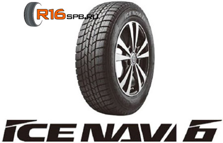 GoodYear New Ice Navi 6