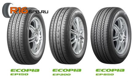 Bridgestone – ECOPIA