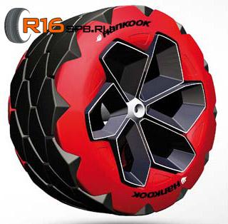 Hankook Tyre Design Challenge 2014 - 1-ое место