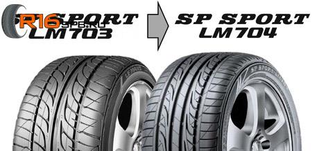Dunlop Sp Sport LM703 - LM704