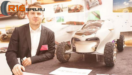 BMW представила концепт Maasaica