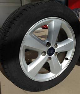 Колеса для Ford Focus б/у