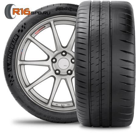 Michelin Pilot Sport Cup 2 для Audi R8