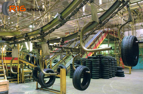 Завод Continental в Калуге