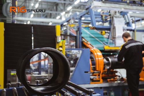 Завод Continental в Калуге 2015