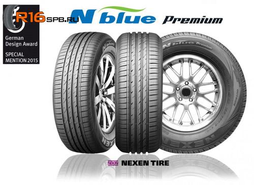 Nexen N'Blue Premium