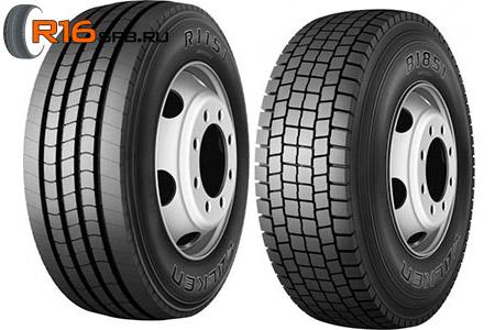 Грузовые шины Falken RI 151 и BI 851