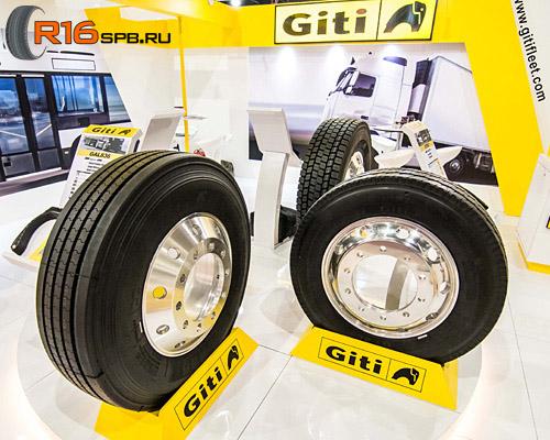 Giti GDR655 и GAM851