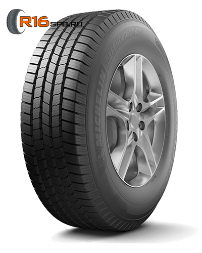 Michelin Defender LTX M/S 2016