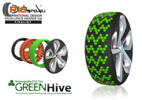 Nexen Green Hive
