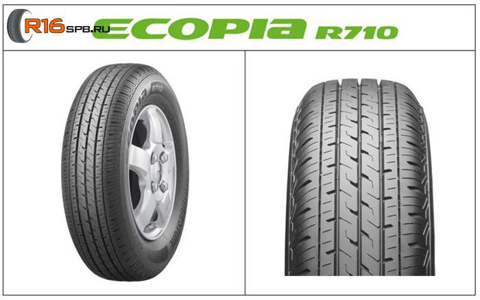 Bridgestone Ecopia R710