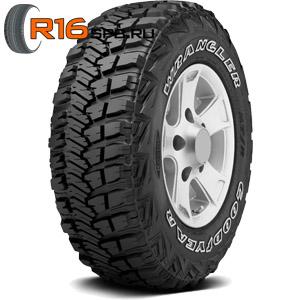 Внедорожные шины Goodyear Wrangler MT/R With Kevlar