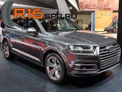 Новую Audi Q7 оснастят шинами Toyo Proxes T1 Sport SUV