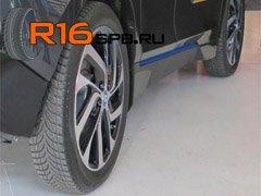 Bridgestone Blizzak NV ologic - новые зимние шины известного семейства