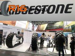 Bridgestone представляет новинку для сельхоз индустрии