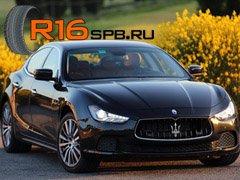 Continental ContiSportContact 5 одобрены для автомобиля Maserati Ghibli