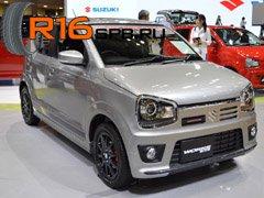 Для нового кей-кара Suzuki Alto Works одобрены шины Bridgestone