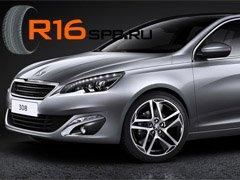 Для нового Peugeot 308 разработали шины Michelin
