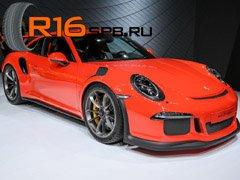 Для презентации новой модели Porsche выбраны шины Michelin