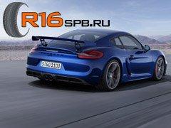 Для презентации Porsche Cayman GT4 выбраны Michelin Pilot Sport Cup 2