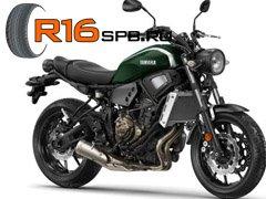 Для ретро-мотоцикла Yamaha были выбраны шины Pirelli Phantom Sportscomp