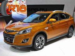 Dongfeng Yulon выбрала для нового кроссовера Luxgen U6 шины Bridgestone