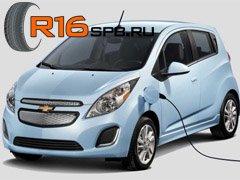 Электрический Spark теперь с шинами Bridgestone