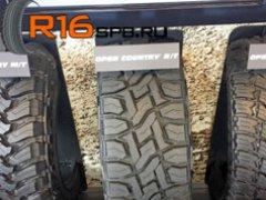 Еще одна новинка от компании Toyo - новые внедорожные шины