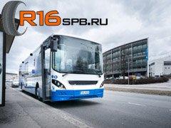 Городские автобусы смогут «обуться» в шины Nokian Hakkapeliitta