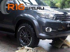 GT Radial представила в Джакарте внедорожные шины Savero Komodo M/T Plus
