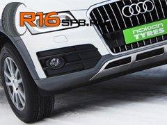 Компания Nokian представила новые зимние SUV шины для мягкой зимы