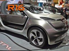 Концепт-шины Bridgestone для концепт-кара Chrysler Portal