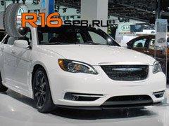 Корейская Nexen оснастит шинами Chrysler 200 следующего модельного года