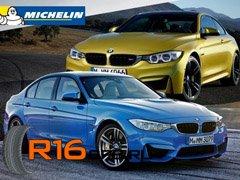 Michelin укомплектует шинами автомобили BMW M3 и M4 пятого поколения