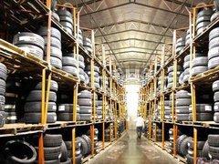 Наличие шин на складе