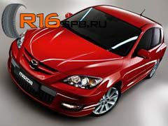 Новая Mazda3 теперь с шинами Toyo NanoEnergy R38