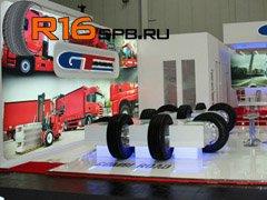 Новинка для грузовиков от североамериканского отделения Giti