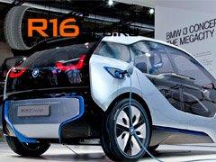 Новые экологичные шины Bridgestone разработаны специально для BMW i3