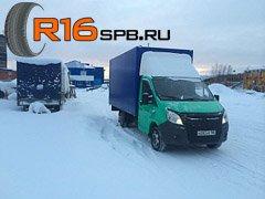 Новые нешипованные зимние шины для легких грузовиков от «Росава»