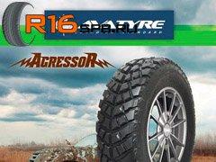 Новые шины для внедорожников категории Mud Tetrrain Avatyre Agressor