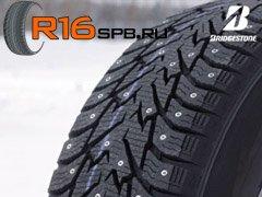 Новые шипованны шины Noranza 001 от компании Bridgestone
