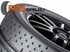 Новые спортивные шины Dunlop доступны в шести размерах