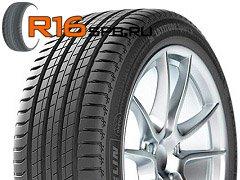 Новые UHP-шины Michelin Latitude Sport 3 для кроссоверов и внедорожников